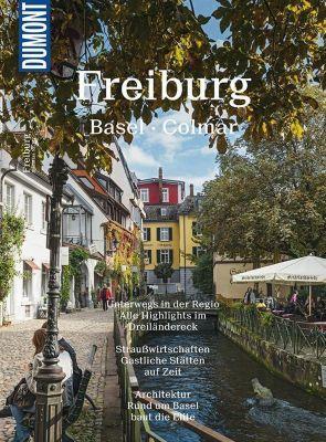 DuMont BILDATLAS Freiburg, Basel, Colmar - Cornelia Tomaschko pdf epub