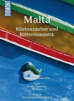 DuMont Bildatlas Malta - Klaus Bötig |