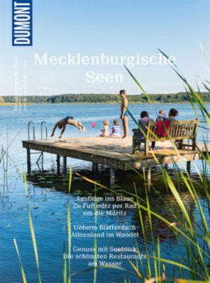 DuMont Bildatlas Mecklenburgische Seen, Beate Schümann