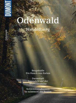 DuMont BILDATLAS Odenwald, Heidelberg - Rita Henss pdf epub