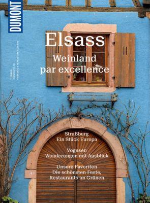DuMont Bildband E-Book: DuMont Bildatlas Elsass, Dina Stahn