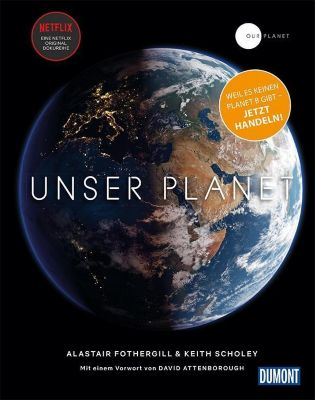 DuMont Bildband Unser Planet - Our Planet