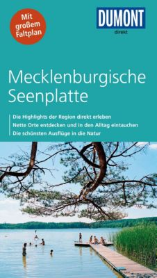 DuMont Direkt E-Book: DuMont direkt Reiseführer Mecklenburger Seenplatte, Isa Ducke, Natascha Thoma