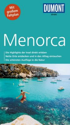 DuMont Direkt E-Book: DuMont direkt Reiseführer Menorca, Angelika König