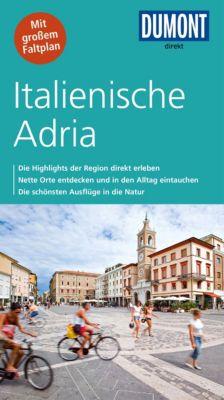 DuMont Direkt E-Book: DuMont direkt Reiseführer Italienische Adria, Annette Krus-Bonazza