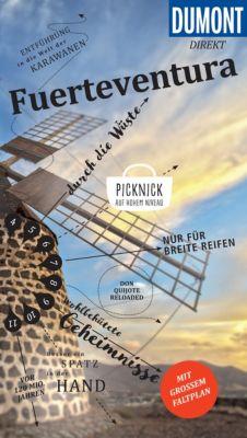 DuMont Direkt E-Book: DuMont direkt Reiseführer Fuerteventura, Susanne Lipps-Breda