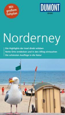 DuMont Direkt E-Book: DuMont direkt Reiseführer Norderney, Claudia Banck