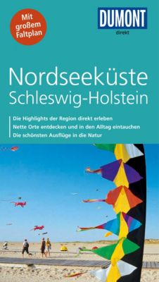 DuMont Direkt E-Book: DuMont direkt Reiseführer Nordseeküste Schleswig-Holstein, Claudia Banck