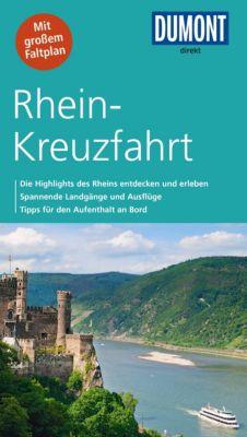 DuMont Direkt E-Book: DuMont direkt Reiseführer Rhein-Kreuzfahrt, Jutta Gay