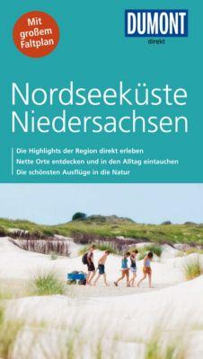DuMont Direkt E-Book: DuMont direkt Reiseführer Nordseeküste Niedersachsen, Claudia Banck, Nicoletta Adams
