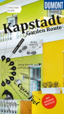 DuMont Direkt Kapstadt, Garden Route, Dieter Losskarn