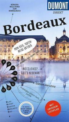 DuMont direkt Reiseführer Bordeaux - Manfred Görgens |