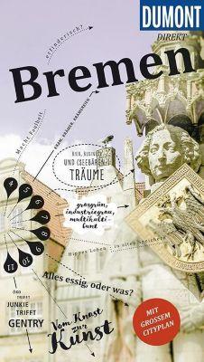 DuMont direkt Reiseführer Bremen - Britta Rath |