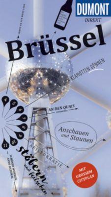 DuMont direkt Reiseführer Brüssel, Reinhard Tiburzy