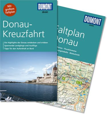 DuMont direkt Reiseführer Donau-Kreuzfahrt, Matthias Eickhoff, Simone Böcker