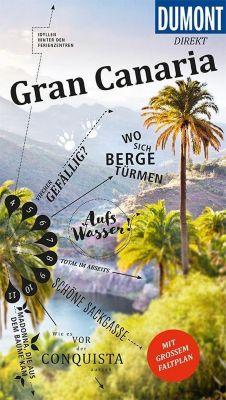 DuMont direkt Reiseführer Gran Canaria - Izabella Gawin pdf epub
