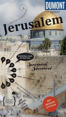 DuMont direkt Reiseführer Jerusalem - Michel Rauch |
