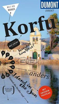 DuMont direkt Reiseführer Korfu - Klaus Bötig |