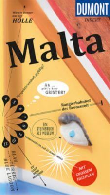 DuMont direkt Reiseführer Malta, Katrin Schmidt