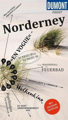 DuMont direkt Reiseführer Norderney - Claudia Banck |