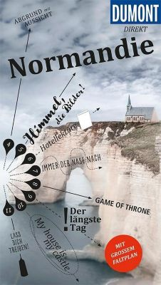 DuMont direkt Reiseführer Normandie - Klaus Simon pdf epub