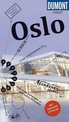 DuMont direkt Reiseführer Oslo - Marie Helen Banck |