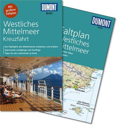 Dumont direkt Westliches Mittelmeer, Kreuzfahrt, Lilly Nielitz-Hart, Simon Hart