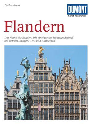 DuMont Kunst-Reiseführer Flandern, Detlev Arens