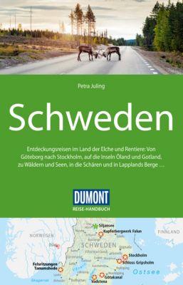 DuMont Reise-Handbuch E-Book: DuMont Reise-Handbuch Reiseführer Schweden, Petra Juling