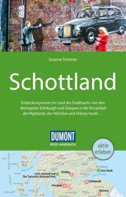 DuMont Reise-Handbuch E-Book: DuMont Reise-Handbuch Reiseführer Schottland, Susanne Tschirner