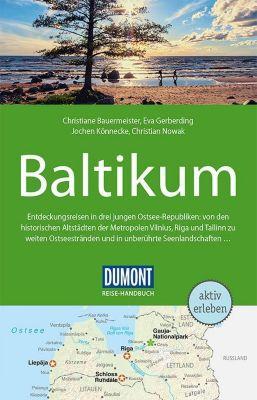 DuMont Reise-Handbuch Reiseführer Baltikum -  pdf epub