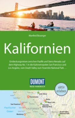 DuMont Reise-Handbuch Reiseführer Kalifornien, Manfred Braunger