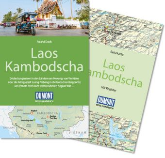 DuMont Reise-Handbuch Reiseführer Laos, Kambodscha, Roland Dusik
