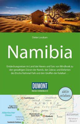DuMont Reise-Handbuch Reiseführer Namibia - Dieter Losskarn  