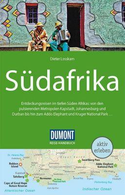 DuMont Reise-Handbuch Reiseführer Südafrika, Dieter Losskarn