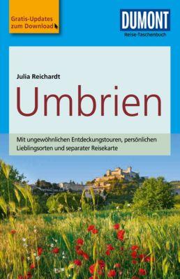 DuMont Reise-Taschenbuch E-Book: DuMont Reise-Taschenbuch Reiseführer Umbrien, Julia Reichardt