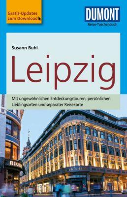 DuMont Reise-Taschenbuch E-Book: DuMont Reise-Taschenbuch Reiseführer Leipzig, Susann Buhl