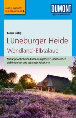 DuMont Reise-Taschenbuch E-Book: DuMont Reise-Taschenbuch Reiseführer Lüneburger Heide, Klaus Bötig