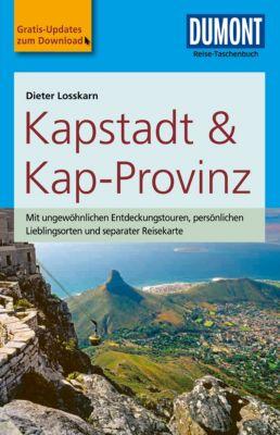 DuMont Reise-Taschenbuch E-Book: DuMont Reise-Taschenbuch Reiseführer Kapstadt & die Kap-Provinz, Dieter Losskarn