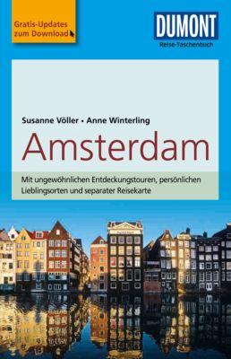 DuMont Reise-Taschenbuch E-Book: DuMont Reise-Taschenbuch Reiseführer Amsterdam, Susanne Völler, Anne Winterling