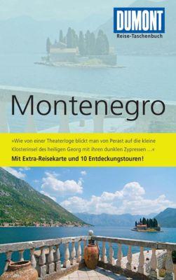 DuMont Reise-Taschenbuch E-Book: DuMont Reise-Taschenbuch Reiseführer Montenegro, Angelika Höllhuber