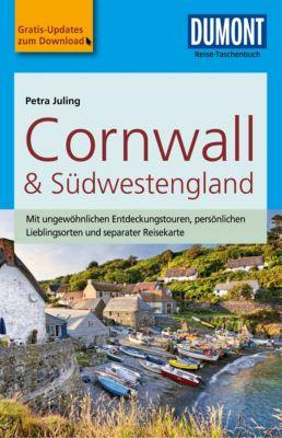 DuMont Reise-Taschenbuch E-Book: DuMont Reise-Taschenbuch Reiseführer Cornwall & Südwestengland, Petra Juling