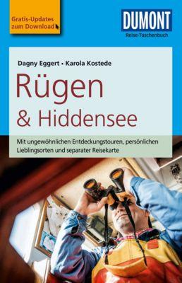 DuMont Reise-Taschenbuch E-Book: DuMont Reise-Taschenbuch Reiseführer Rügen & Hiddensee