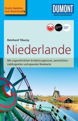 DuMont Reise-Taschenbuch E-Book: DuMont Reise-Taschenbuch Reiseführer Niederlande, Reinhard Tiburzy