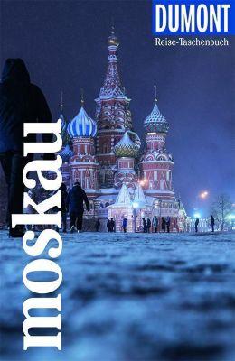 DuMont Reise-Taschenbuch Moskau - Eva Gerberding |