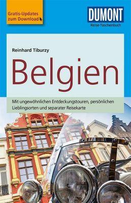 DuMont Reise-Taschenbuch Reiseführer Belgien, Reinhard Tiburzy