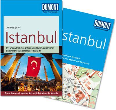 DuMont Reise-Taschenbuch Reiseführer Istanbul, Andrea Gorys