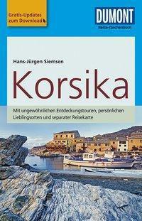 DuMont Reise-Taschenbuch Reiseführer Korsika - Hans-Jürgen Siemsen |