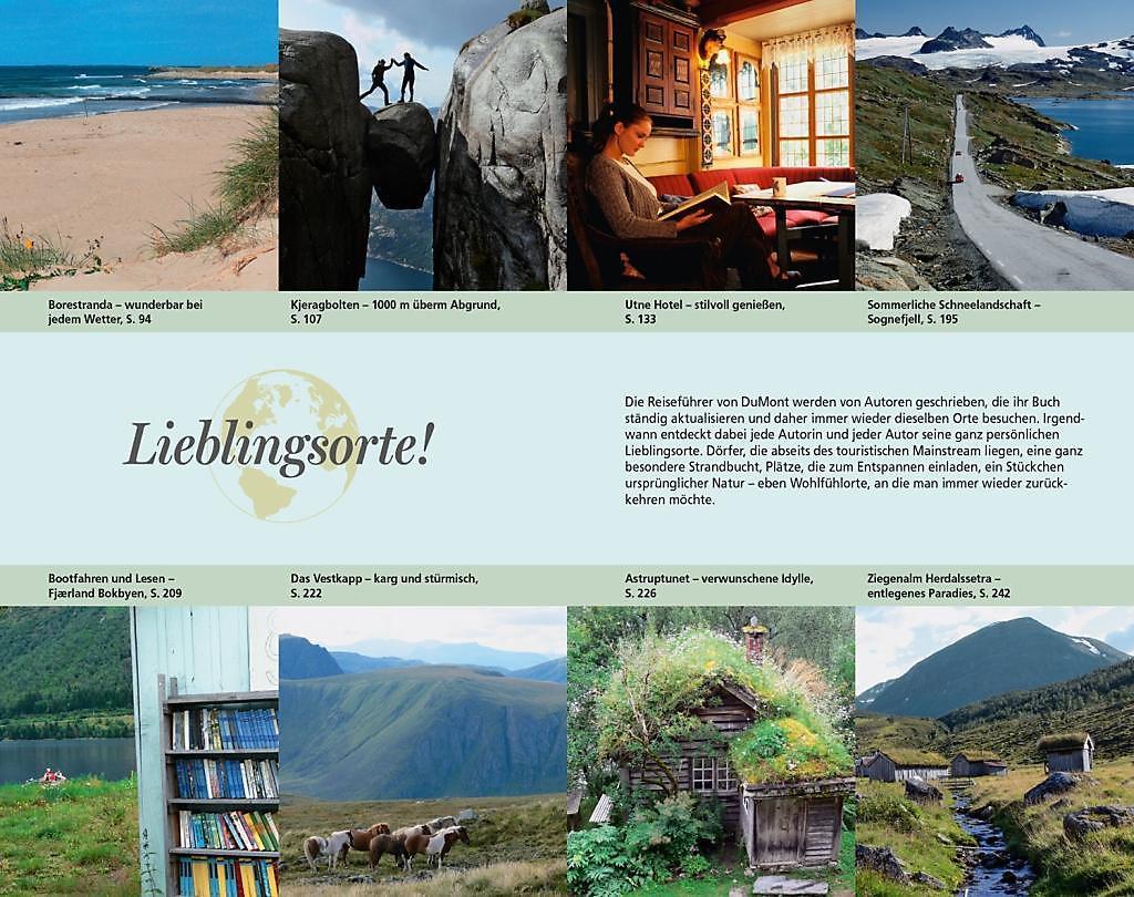 dumont reise taschenbuch reisef hrer norwegen das fjordland. Black Bedroom Furniture Sets. Home Design Ideas
