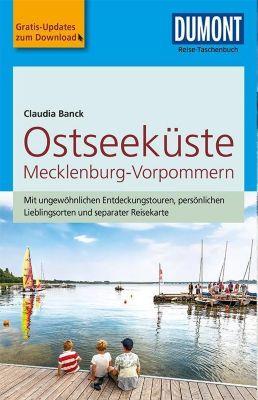 DuMont Reise-Taschenbuch Reiseführer Ostseeküste Mecklenburg-Vorpommern, Claudia Banck